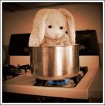 Add a word .... drop a word Bunny-burner