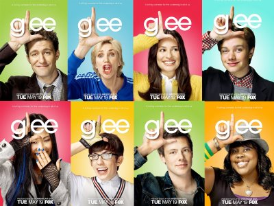 Fraternizing with the Enemy A Recap of Glees Hello – Glee Birthday Card