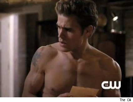 NOTRE FUTUR (NEWS) - Page 22 Paul-wesley-shirtless