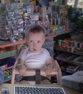 the rapping hamsters are so the new etrade babies tv
