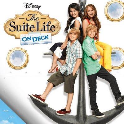 Zack ve COdy Güvertede Suite Life On Deck