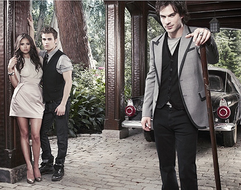 The Vampire Diaries Season 2 Premiere – We are Live Blogging it!