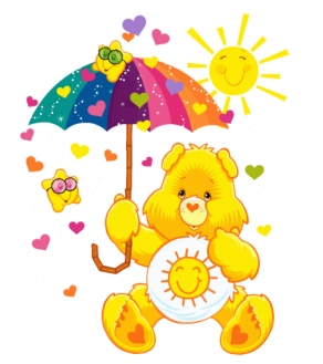 care-bear-funshine-umbrella