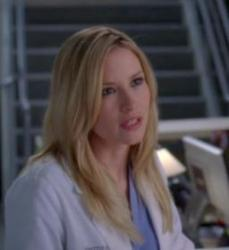 Grey s anatomy blonde — 7