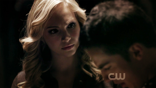 "Image for watch Vampire Diaries Season 2 Episode 12 ""The Descent"" Caroline's"