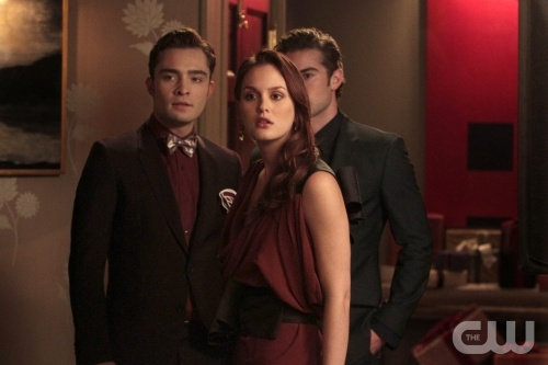 When do blair and chuck first hook up