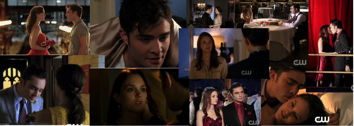 Gossip girl blair and chuck first hook up