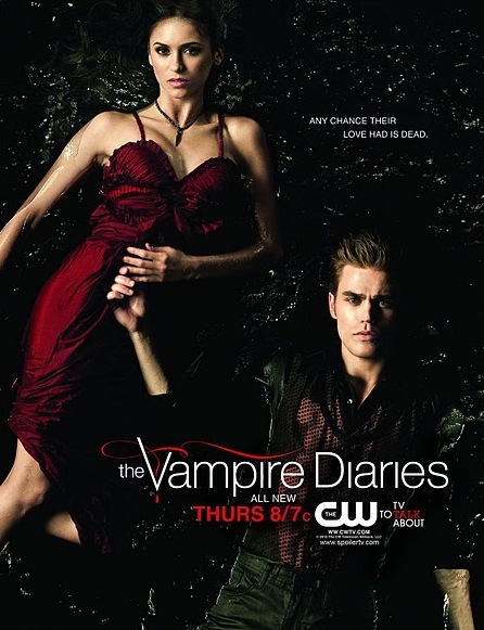 Let's Have Some Fun with The Vampire Diaries' Promotional Posters