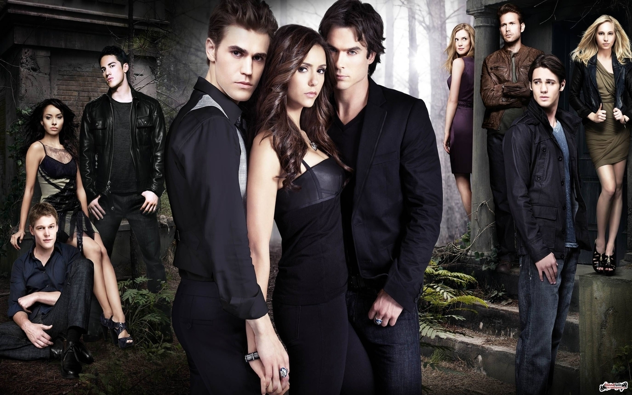 Image result for vampire diaries cast