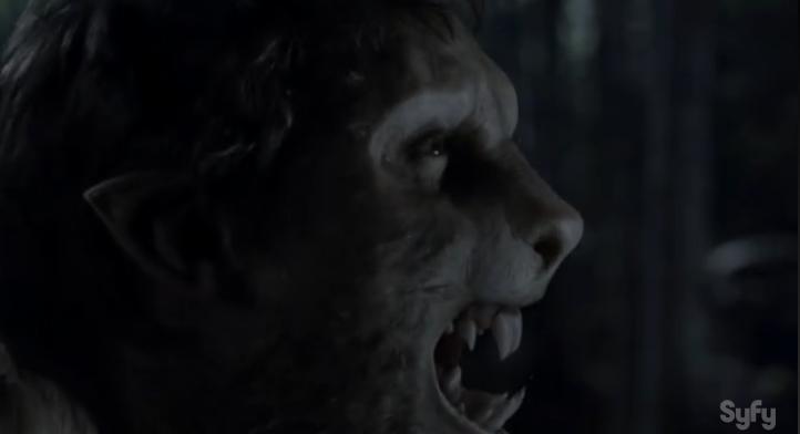 monsters paranormal tentacles werewolves vampire