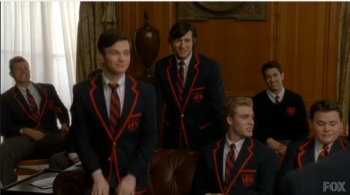 Puck er Up Its Valentines Day A Recap of Glees Silly Love
