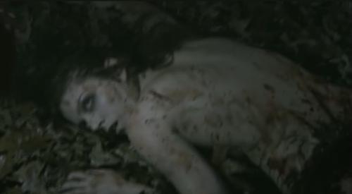 teen wolf chewed body