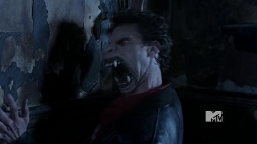 Peter Hale Alpha Werewolf BITE ME, UNCLE ALPHA! ...