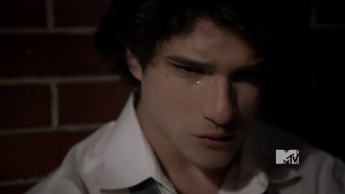 teen wolf 12 cry scott