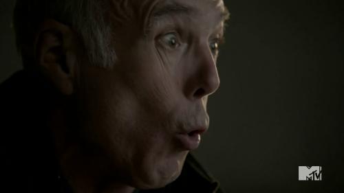 funny face grandpa