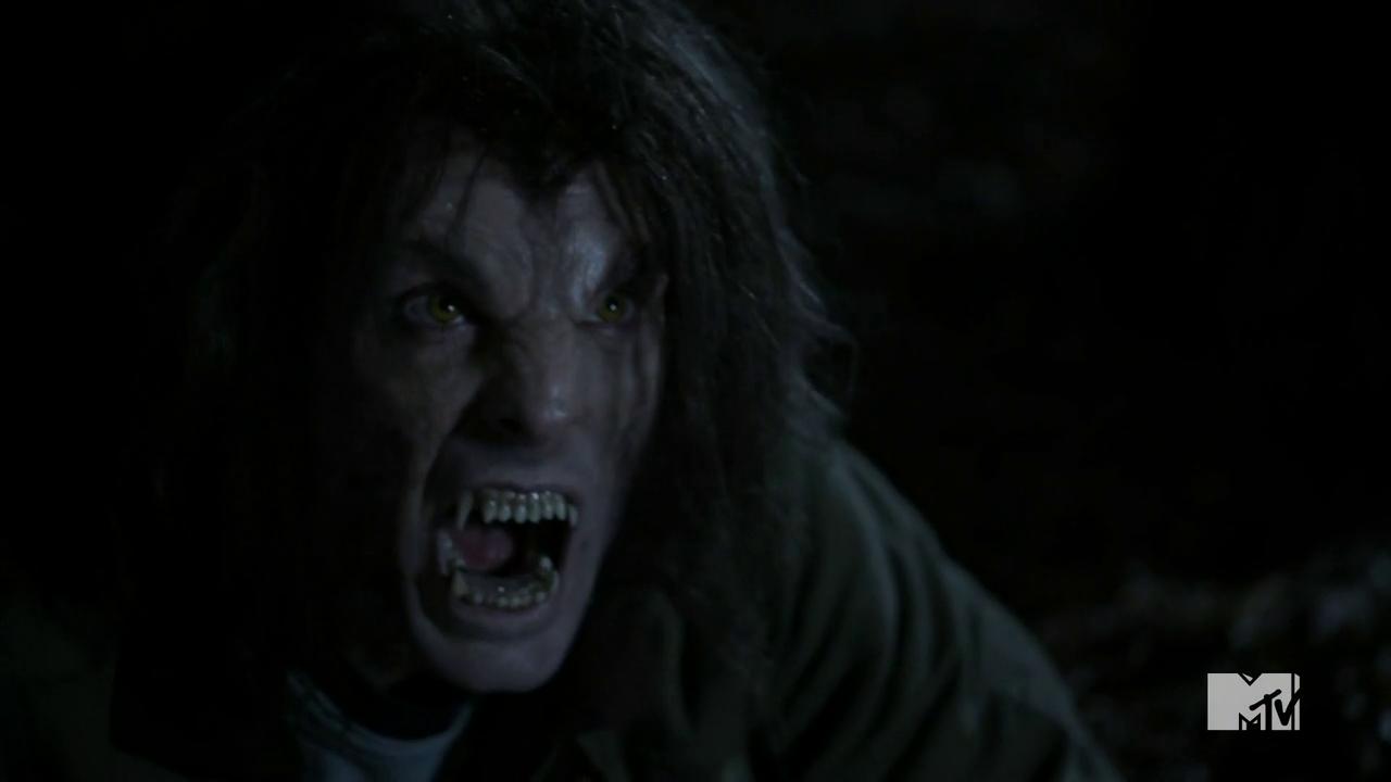 Omega werewolf teen wolf