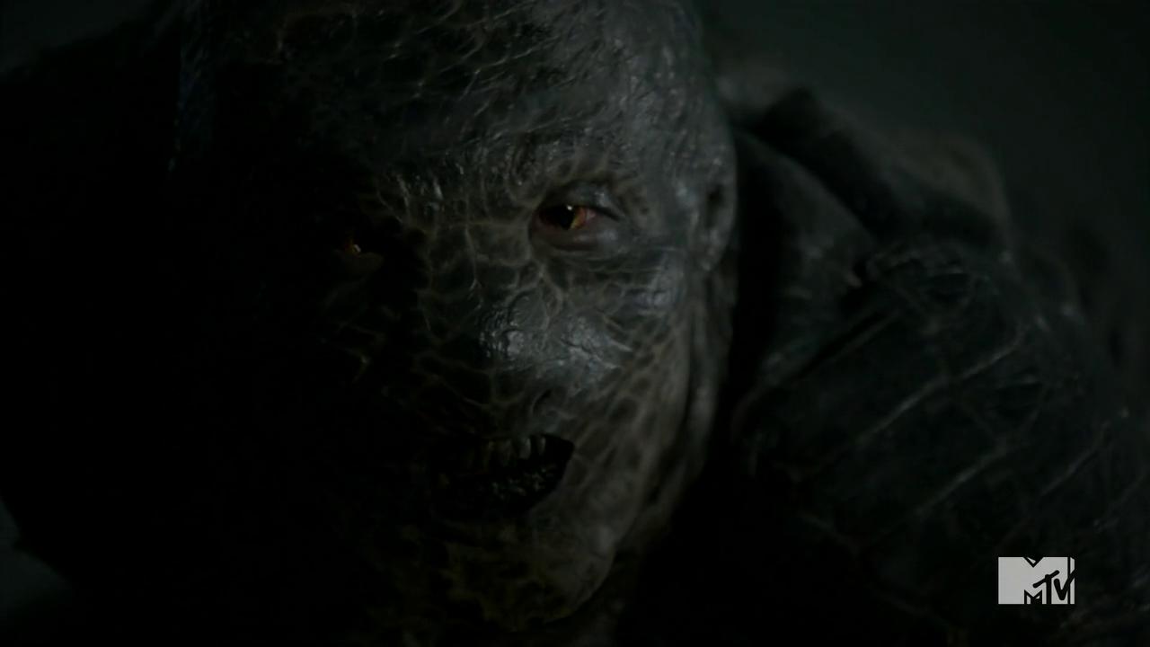 Teen Wolf season 2 episode 5 review: Venomous | Den of Geek |Teen Wolf Lizard