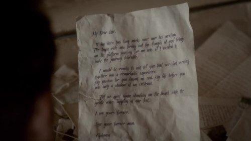 alphonse love letter