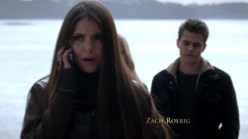elena on phone