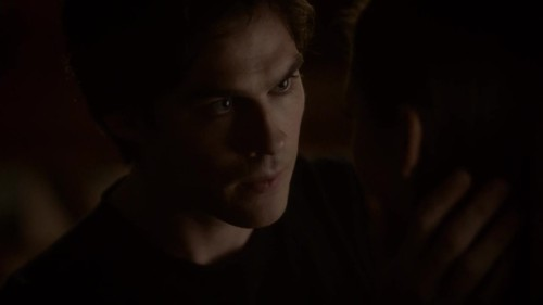 intense damon