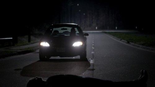 car coming