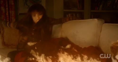 burning bonnie