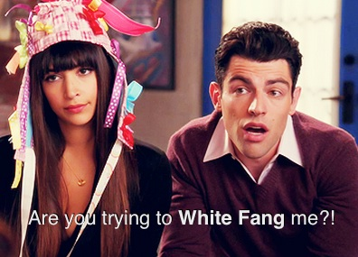 white fang me
