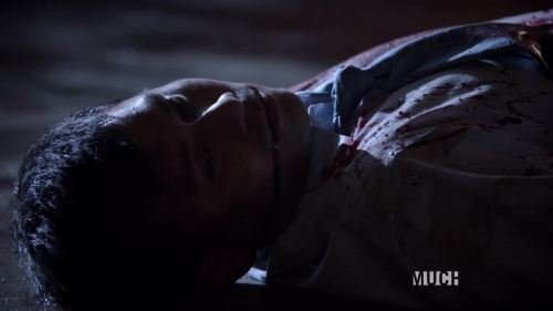 dead guy on floor