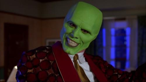 jim carrey mask