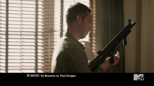 phallic gun