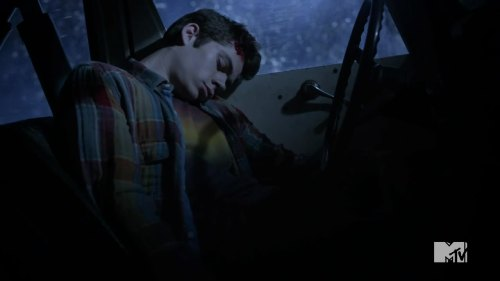 sleeping stiles