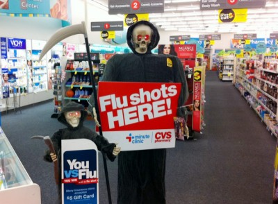 grim reapers at CVS