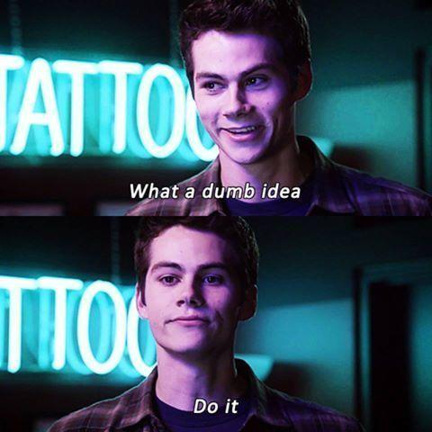 dumb idea do it