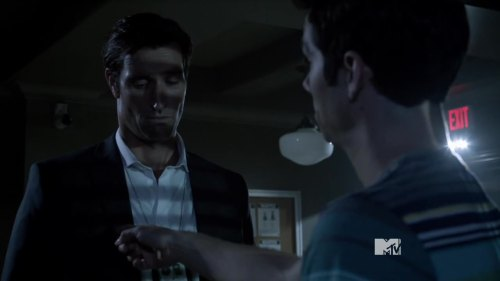 not amused by stiles