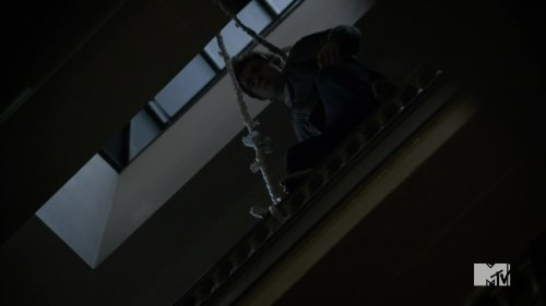 hanging self 1