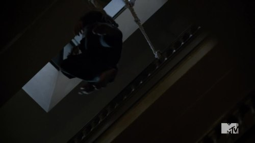 hanging self