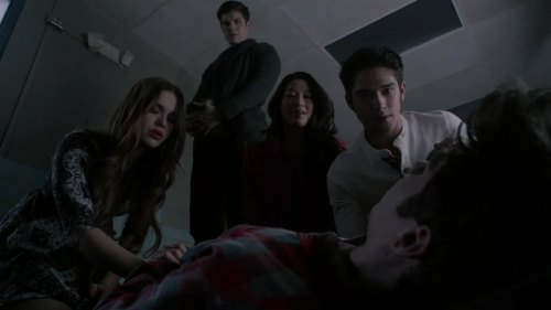 wake up stiles