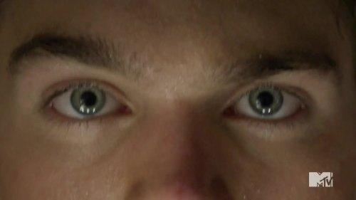 sad liam eyes