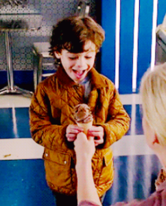 ice cream for roland