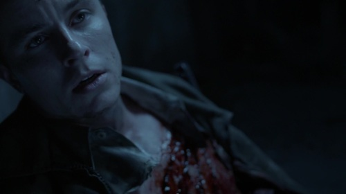 dying parrish